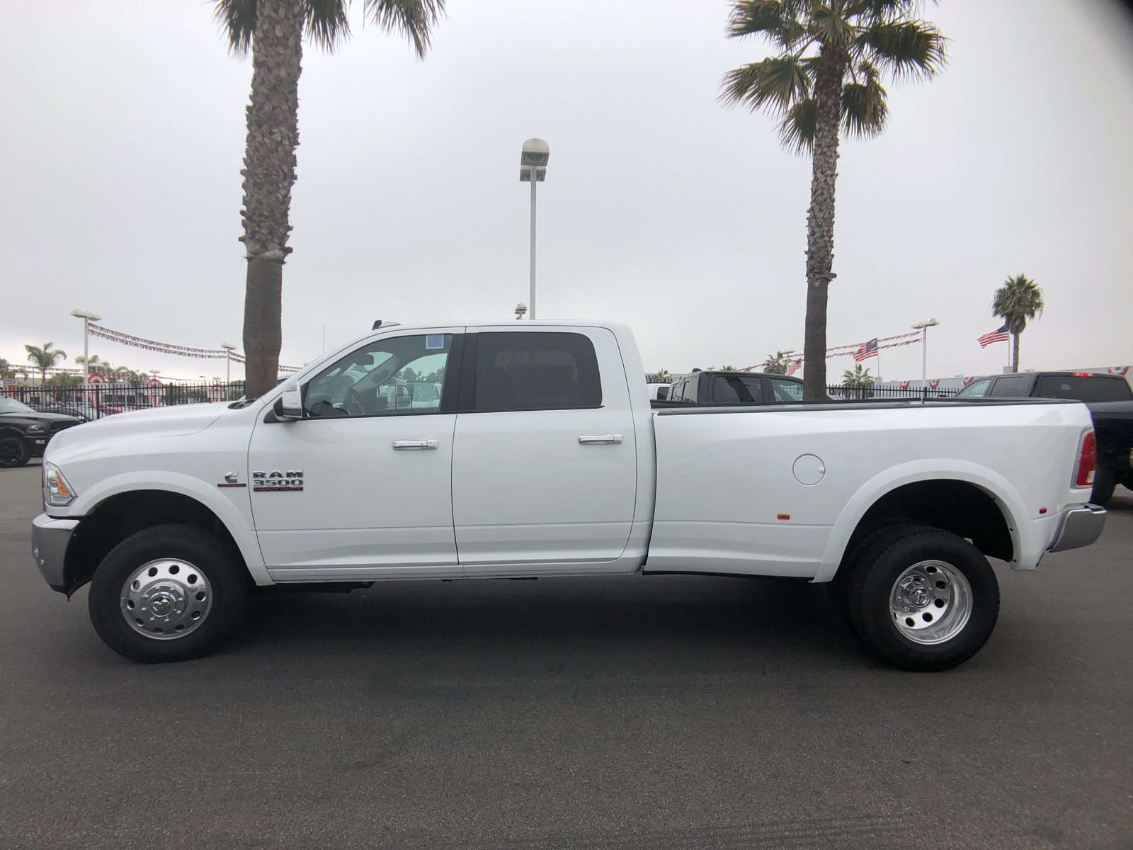 2018 Ram 3500 Crew Cab DRW 4x4,  Pickup #E2876 - photo 9