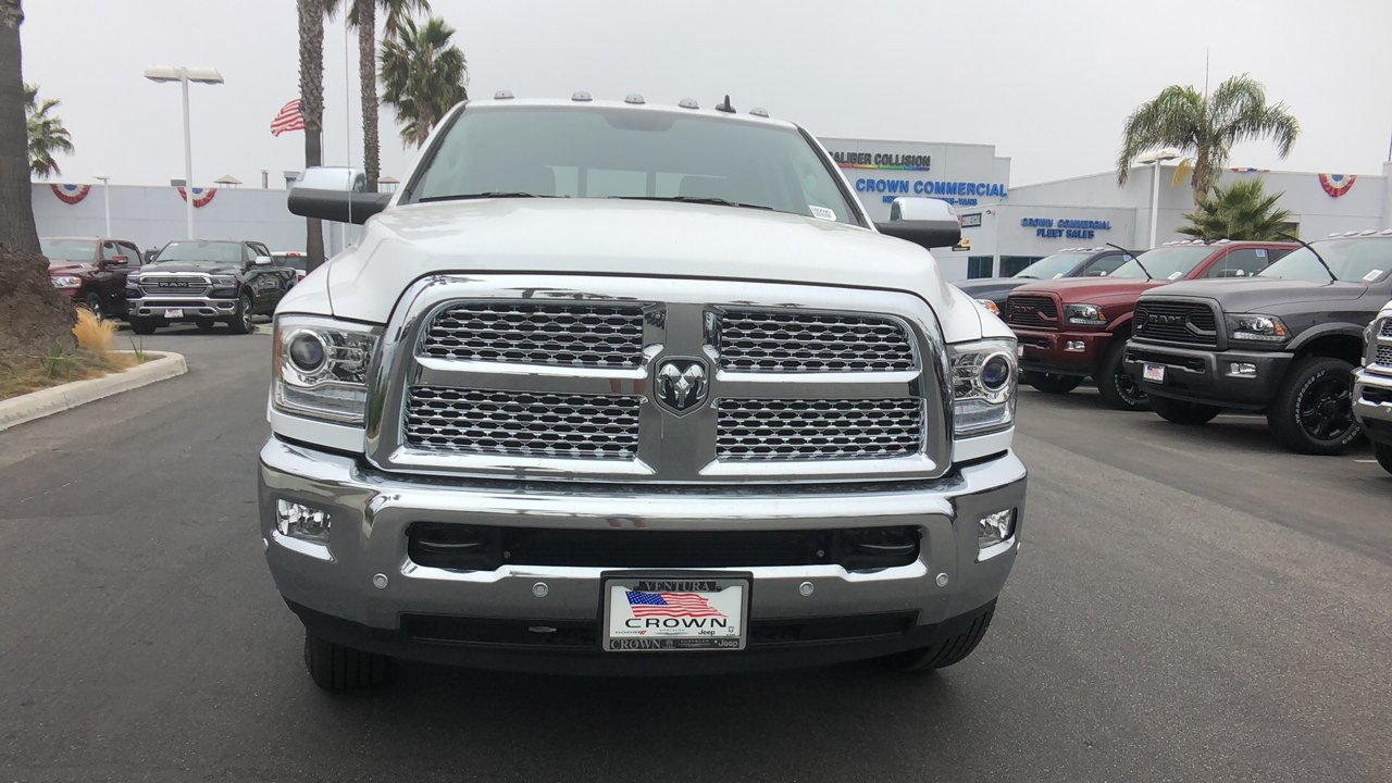 2018 Ram 3500 Crew Cab DRW 4x4,  Pickup #E2876 - photo 3