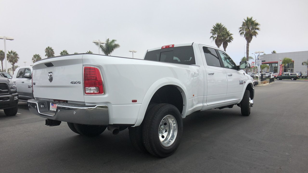 2018 Ram 3500 Crew Cab DRW 4x4,  Pickup #E2876 - photo 7
