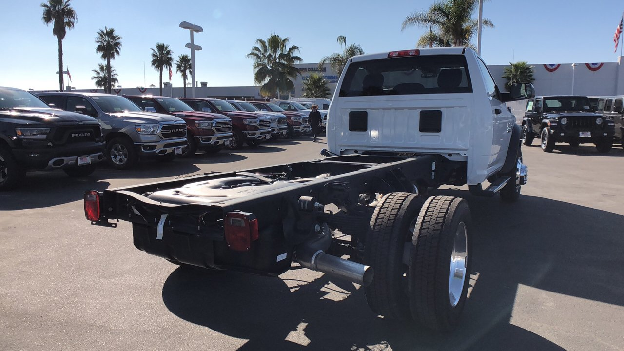 2018 Ram 4500 Regular Cab DRW 4x2,  Cab Chassis #E2893 - photo 9