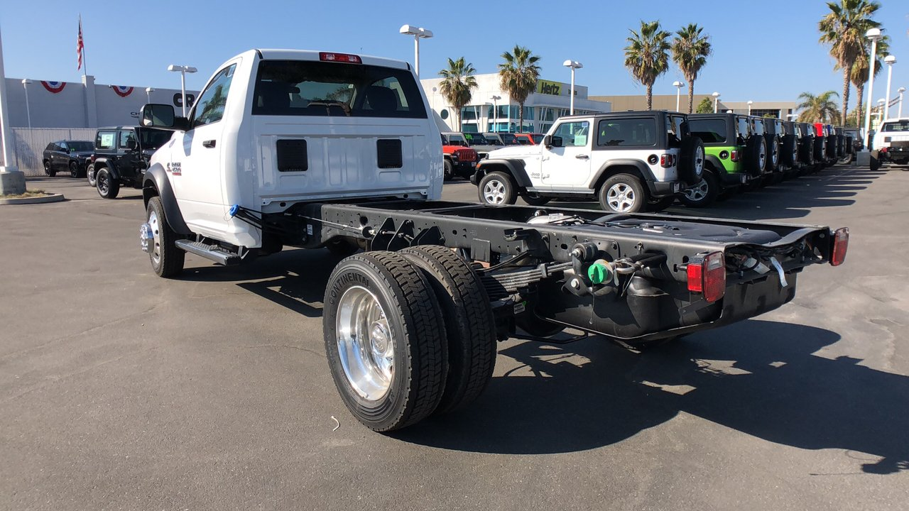 2018 Ram 4500 Regular Cab DRW 4x2,  Cab Chassis #E2893 - photo 2