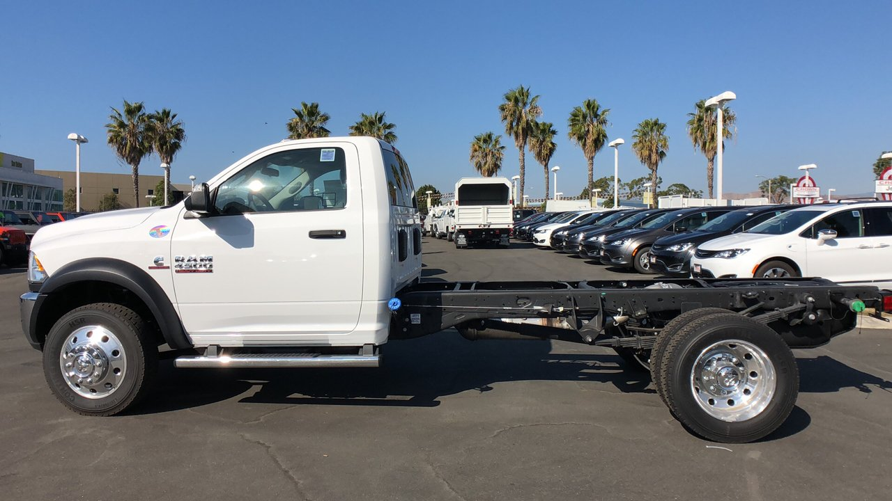2018 Ram 4500 Regular Cab DRW 4x2,  Cab Chassis #E2893 - photo 11