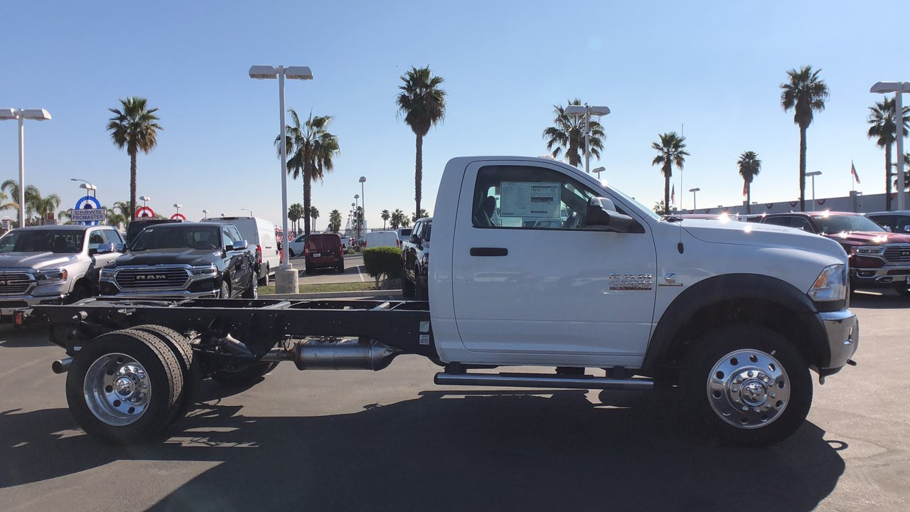 2018 Ram 4500 Regular Cab DRW 4x2,  Cab Chassis #E2893 - photo 6