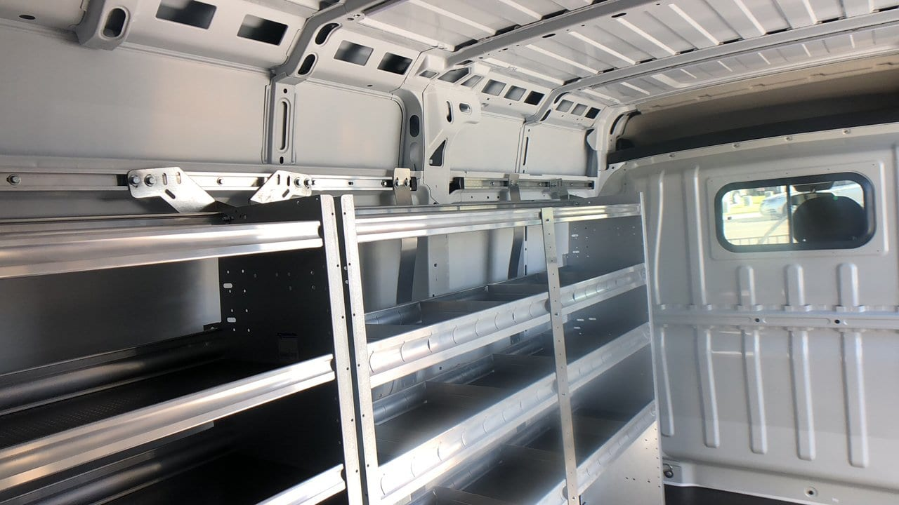 2018 ProMaster 2500 High Roof FWD,  Upfitted Cargo Van #E2902 - photo 4