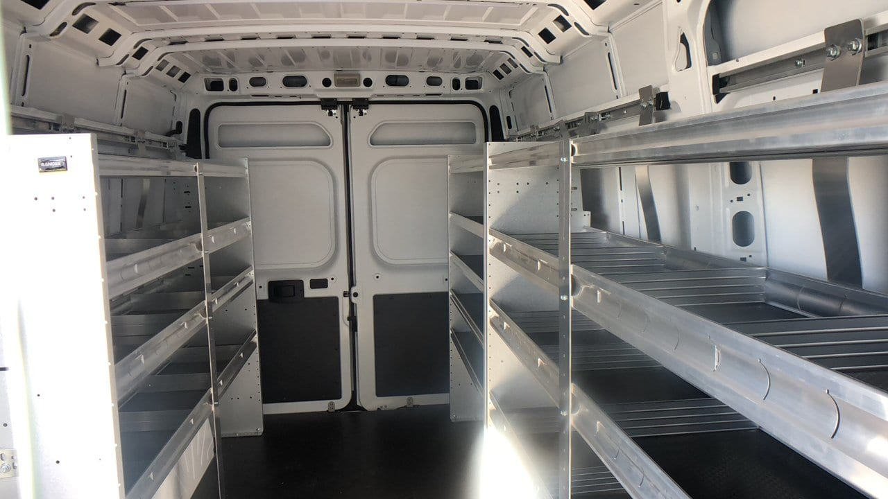 2018 ProMaster 2500 High Roof FWD,  Upfitted Cargo Van #E2902 - photo 5