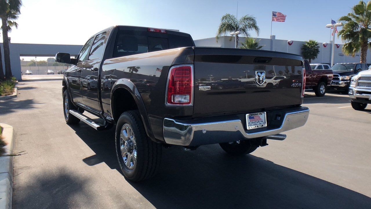 2018 Ram 2500 Crew Cab 4x4,  Pickup #E2921 - photo 2