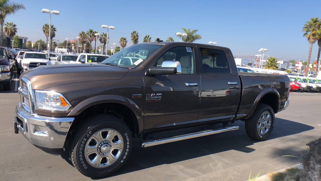 2018 Ram 2500 Crew Cab 4x4,  Pickup #E2921 - photo 9