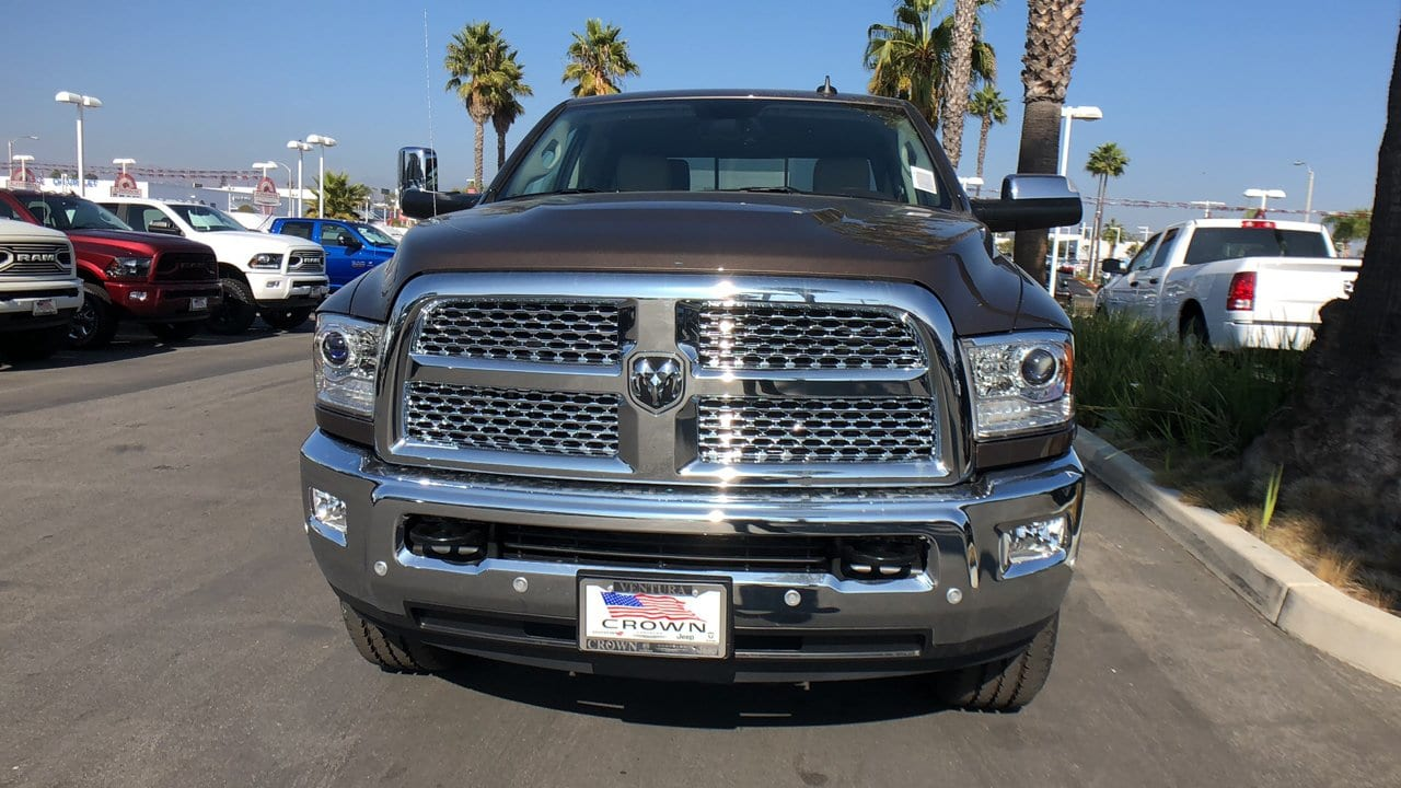 2018 Ram 2500 Crew Cab 4x4,  Pickup #E2921 - photo 3