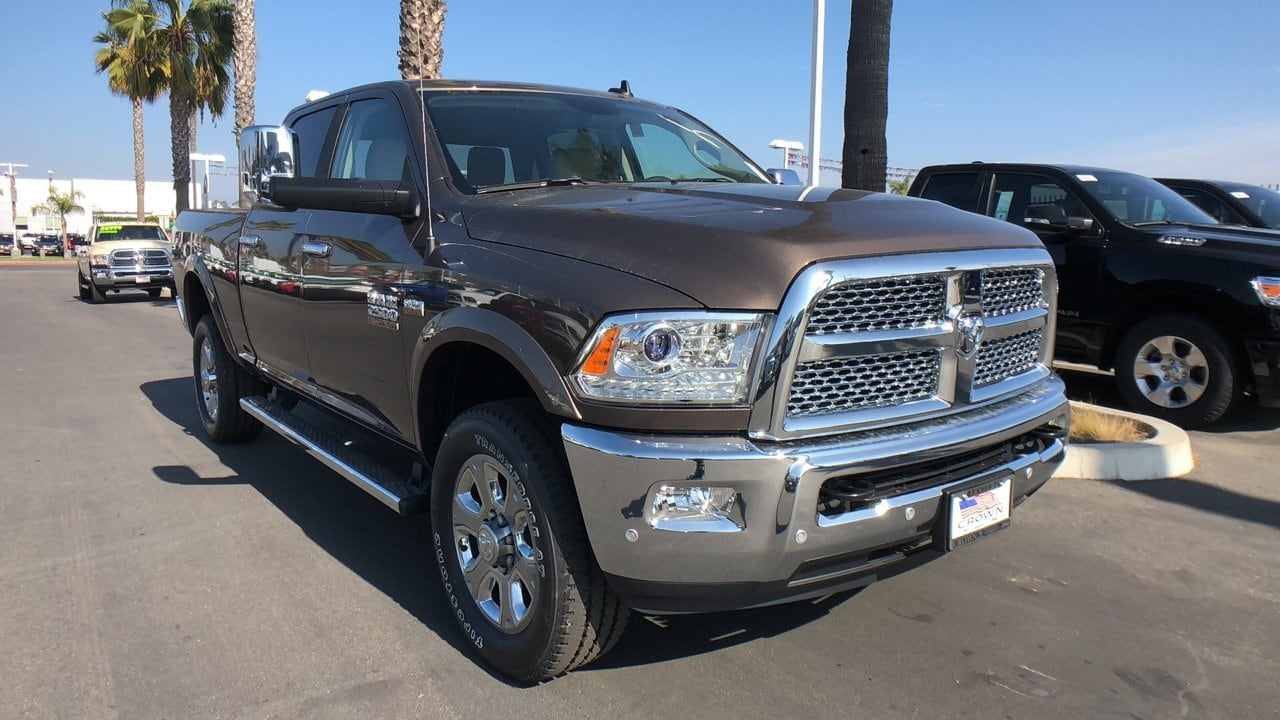 2018 Ram 2500 Crew Cab 4x4,  Pickup #E2921 - photo 4