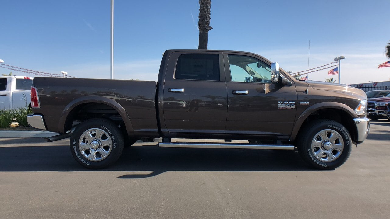 2018 Ram 2500 Crew Cab 4x4,  Pickup #E2921 - photo 5