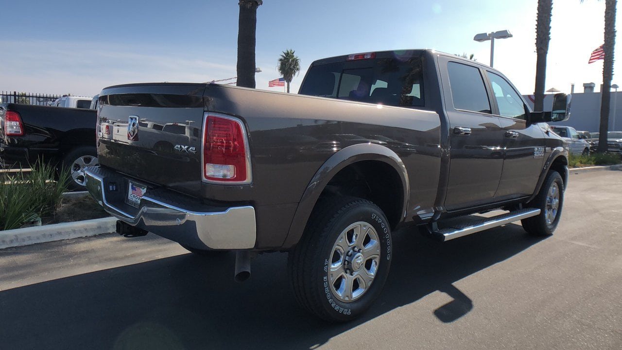 2018 Ram 2500 Crew Cab 4x4,  Pickup #E2921 - photo 7
