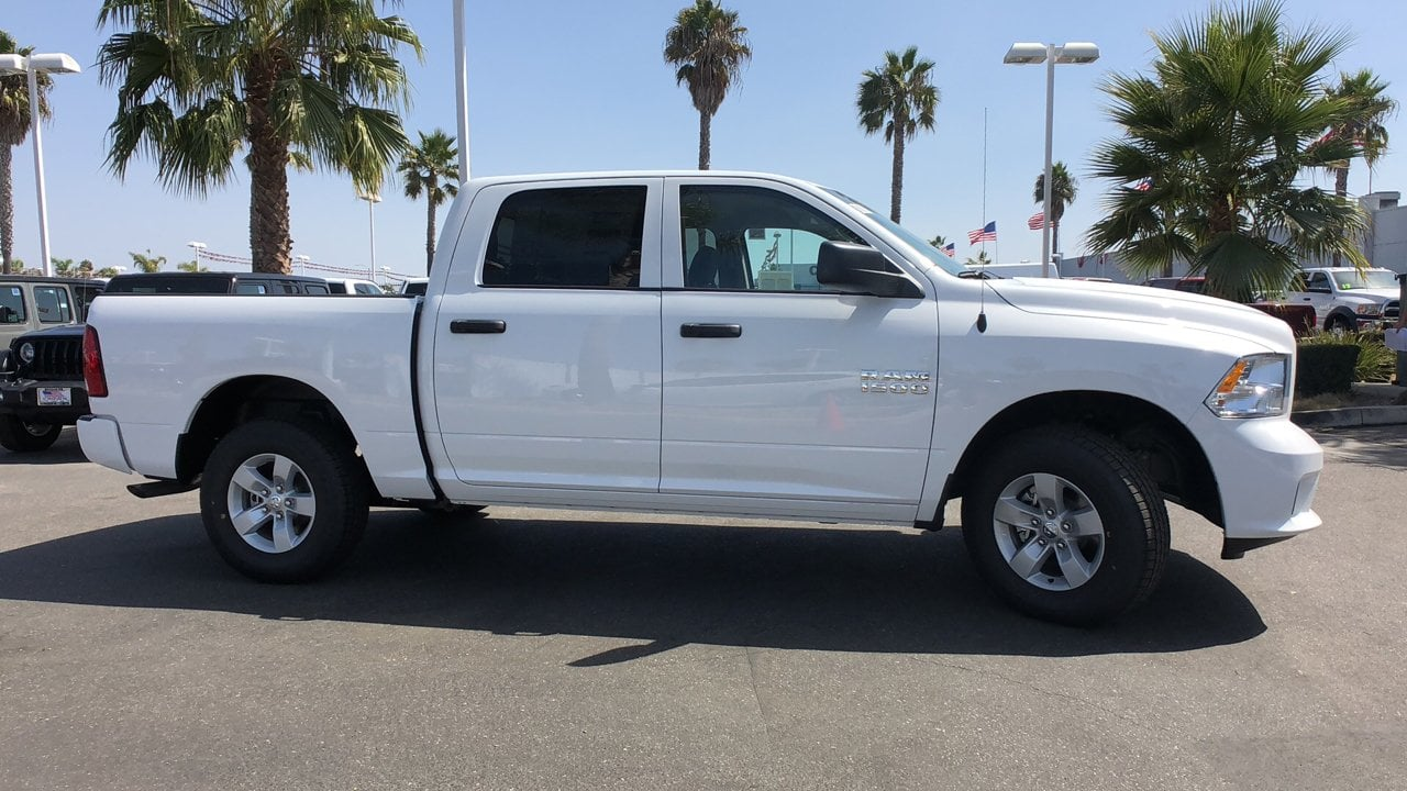 2018 Ram 1500 Crew Cab 4x2,  Pickup #E2955 - photo 4
