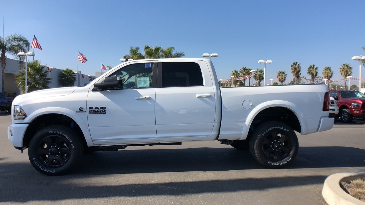 2018 Ram 2500 Crew Cab 4x4,  Pickup #E2967 - photo 8