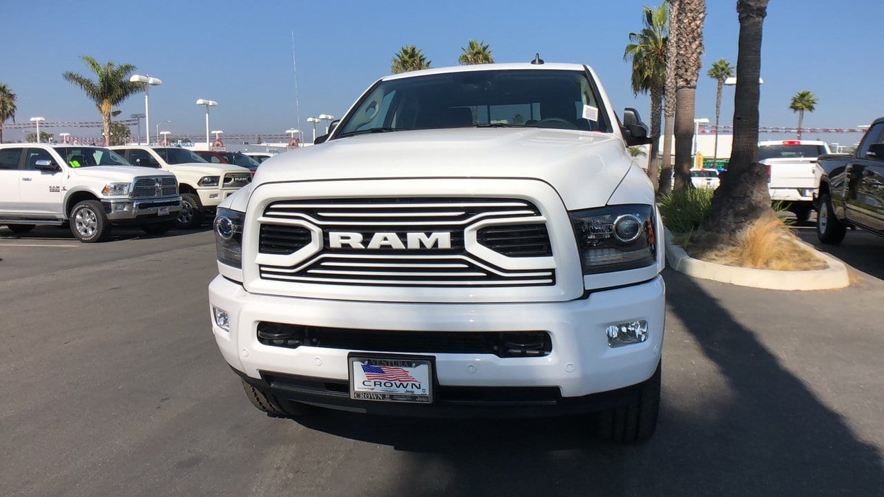 2018 Ram 2500 Crew Cab 4x4,  Pickup #E2967 - photo 3