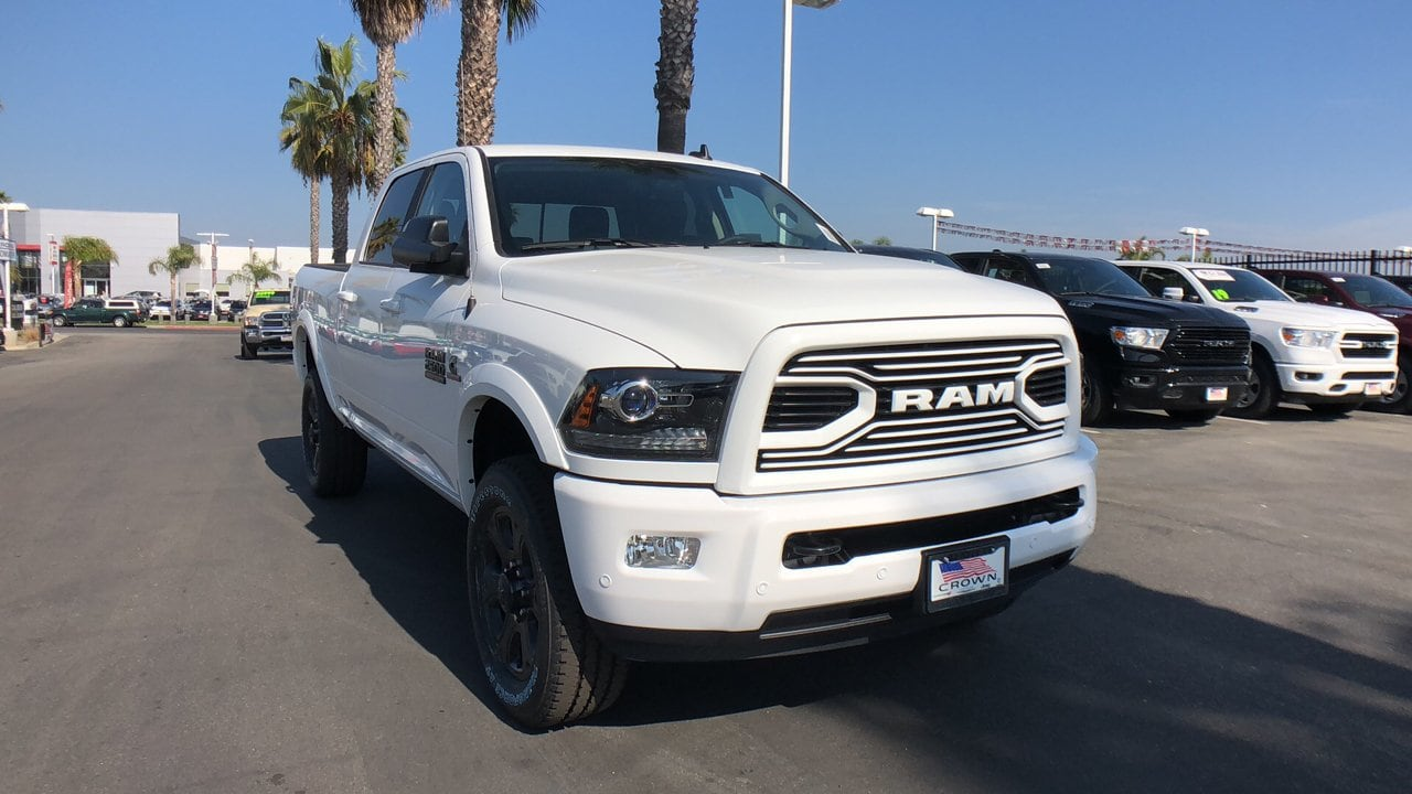 2018 Ram 2500 Crew Cab 4x4,  Pickup #E2967 - photo 4