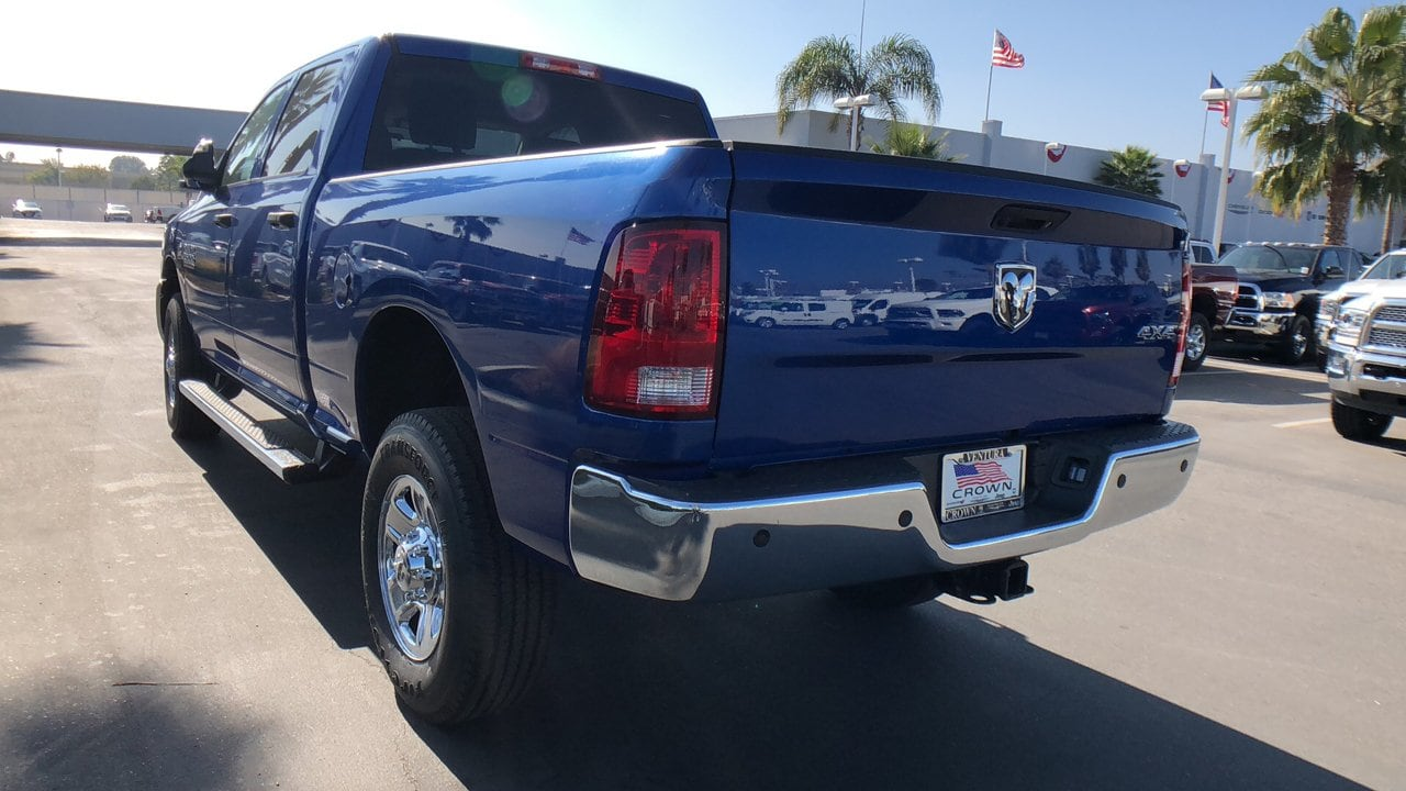 2018 Ram 2500 Crew Cab 4x4,  Pickup #E2975 - photo 2