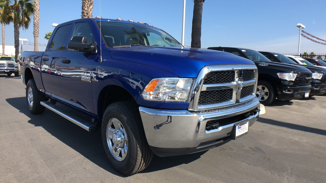 2018 Ram 2500 Crew Cab 4x4,  Pickup #E2975 - photo 4