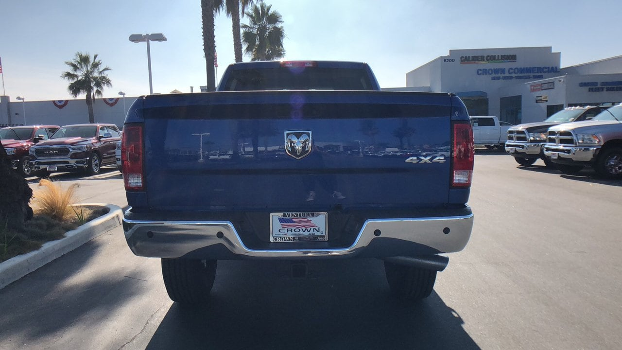 2018 Ram 2500 Crew Cab 4x4,  Pickup #E2975 - photo 7
