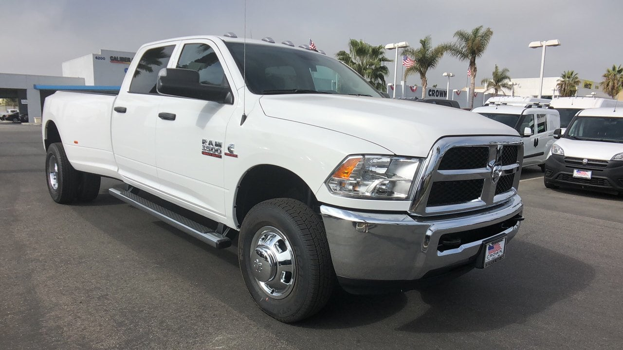 2018 Ram 3500 Crew Cab DRW 4x4,  Pickup #E2983 - photo 4