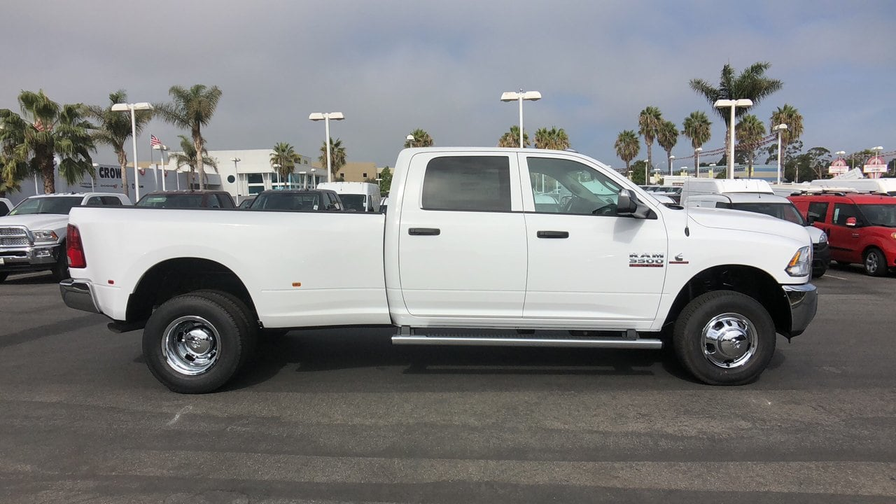 2018 Ram 3500 Crew Cab DRW 4x4,  Pickup #E2983 - photo 6