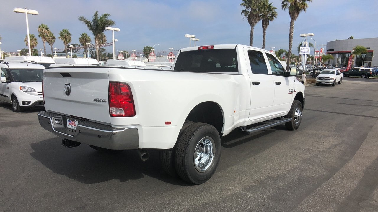 2018 Ram 3500 Crew Cab DRW 4x4,  Pickup #E2983 - photo 7