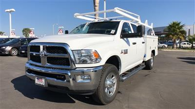 2018 Ram 3500 Crew Cab 4x2,  Scelzi Crown Service Body #E3022 - photo 1
