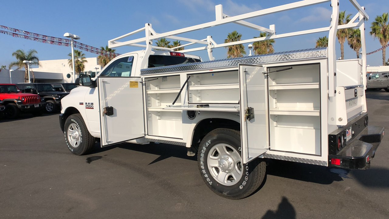 2018 Ram 2500 Regular Cab 4x2,  Royal Service Body #E3035 - photo 20
