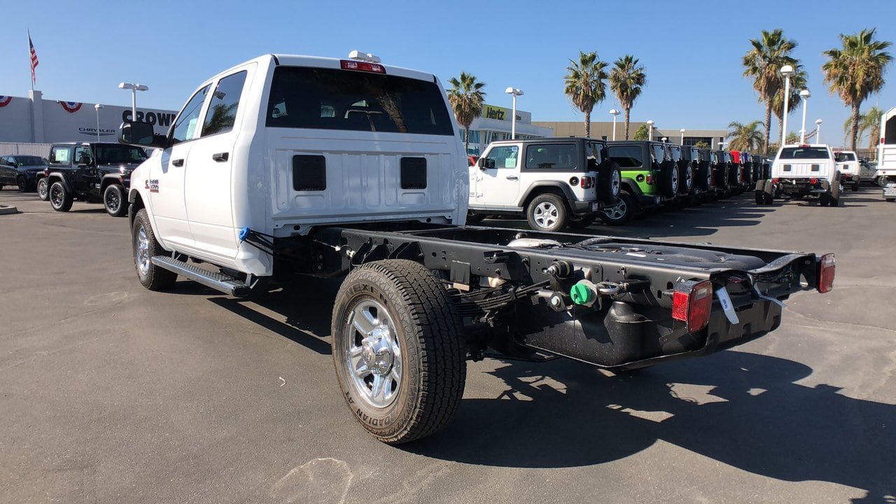 2018 Ram 3500 Crew Cab 4x4,  Scelzi Service Body #E3066 - photo 2