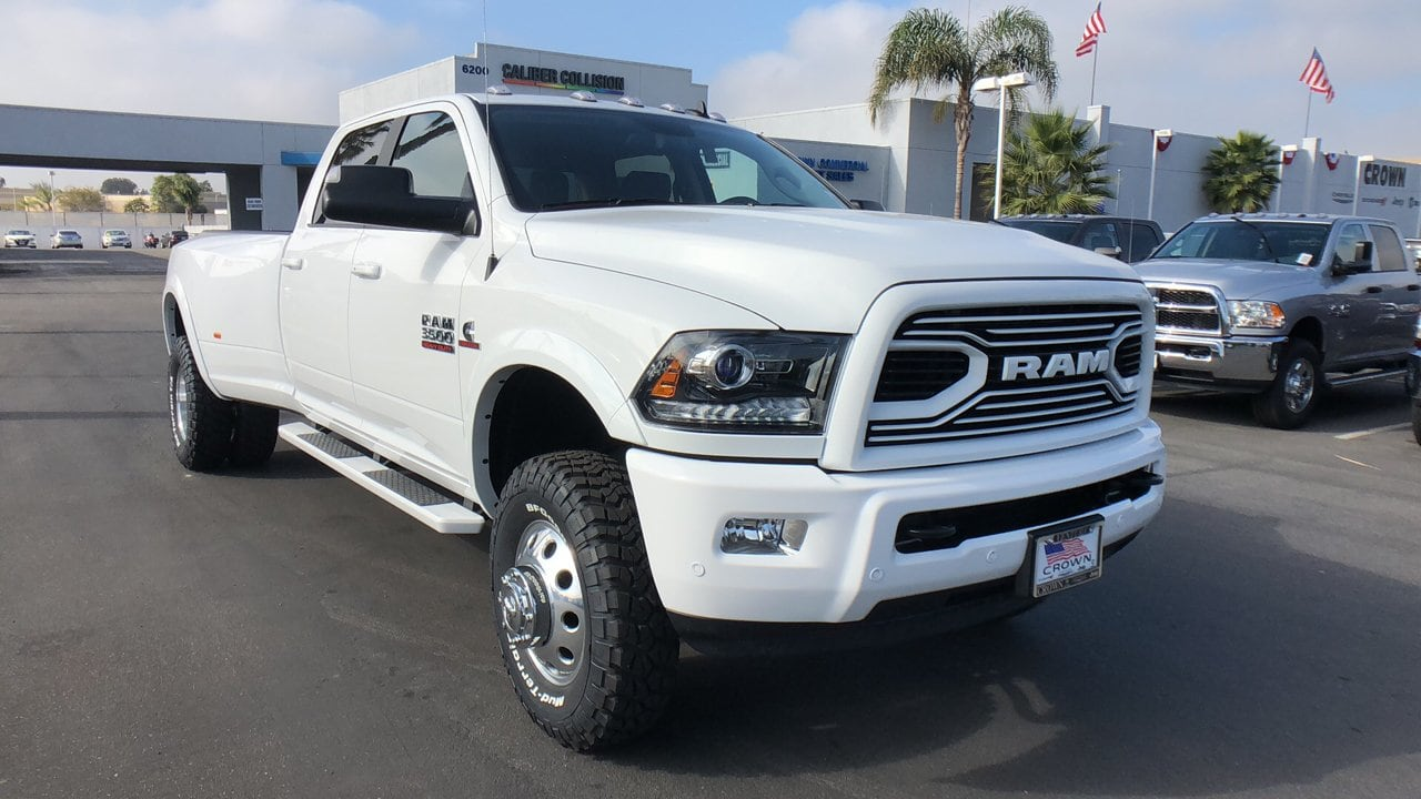 2018 Ram 3500 Crew Cab DRW 4x4,  Pickup #E3067 - photo 4