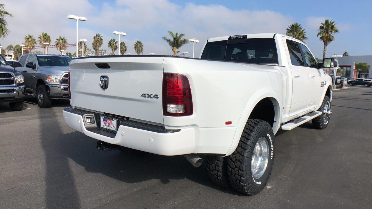 2018 Ram 3500 Crew Cab DRW 4x4,  Pickup #E3067 - photo 6