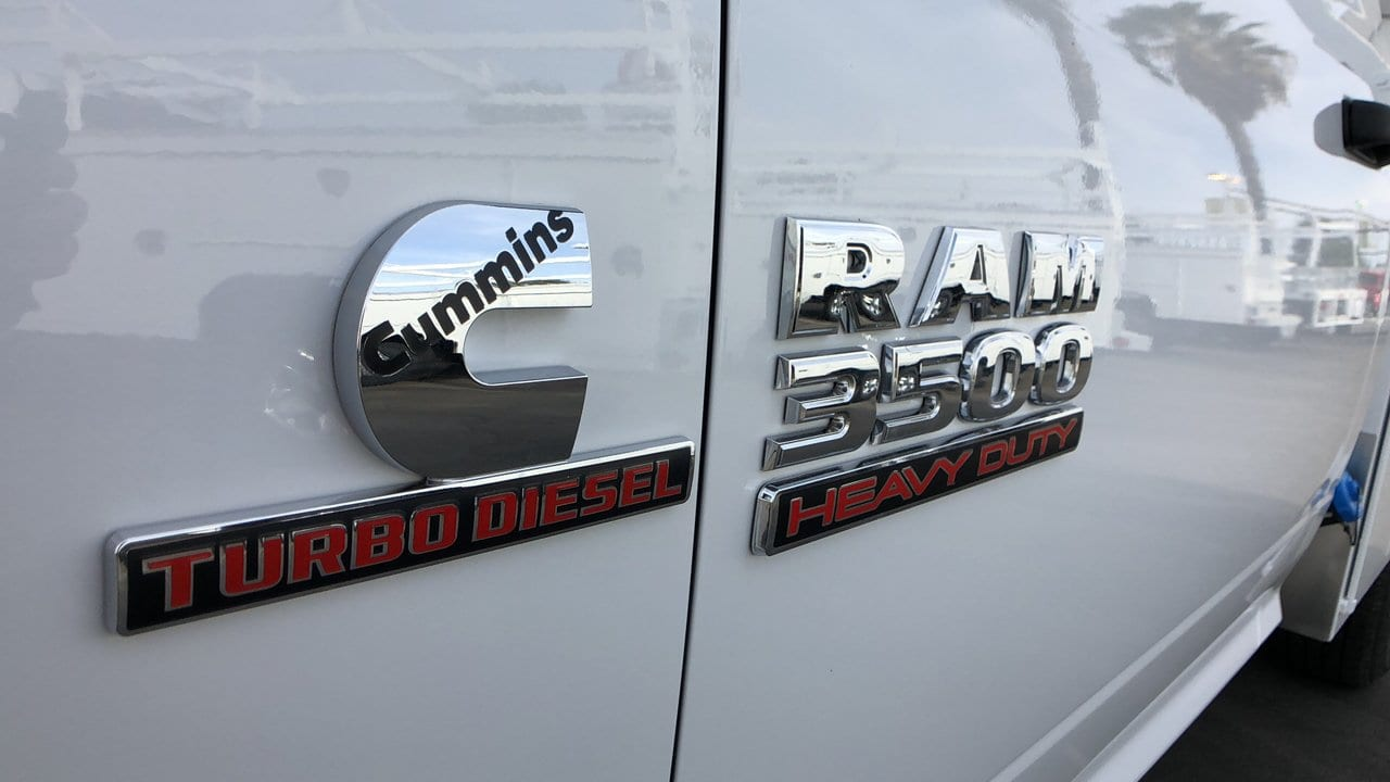 2018 Ram 3500 Regular Cab 4x2,  Harbor Service Body #E3117 - photo 14