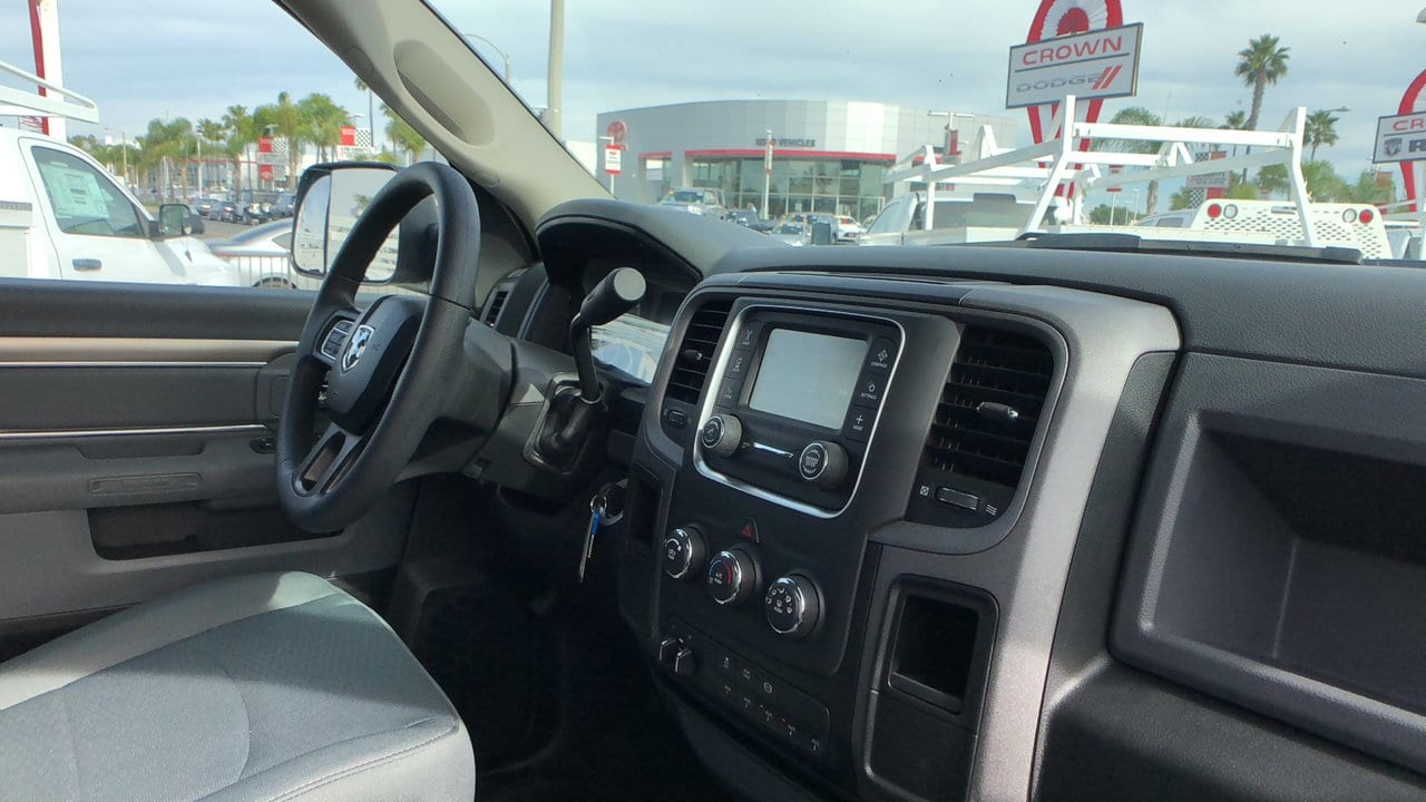 2018 Ram 3500 Regular Cab 4x2,  Harbor Service Body #E3117 - photo 21