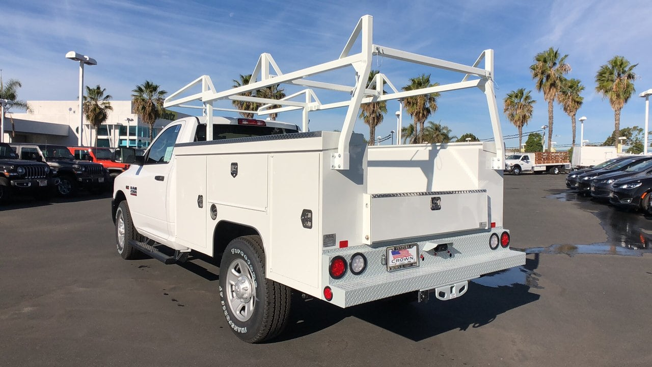 2018 Ram 2500 Regular Cab 4x2,  Scelzi Service Body #E3147 - photo 2