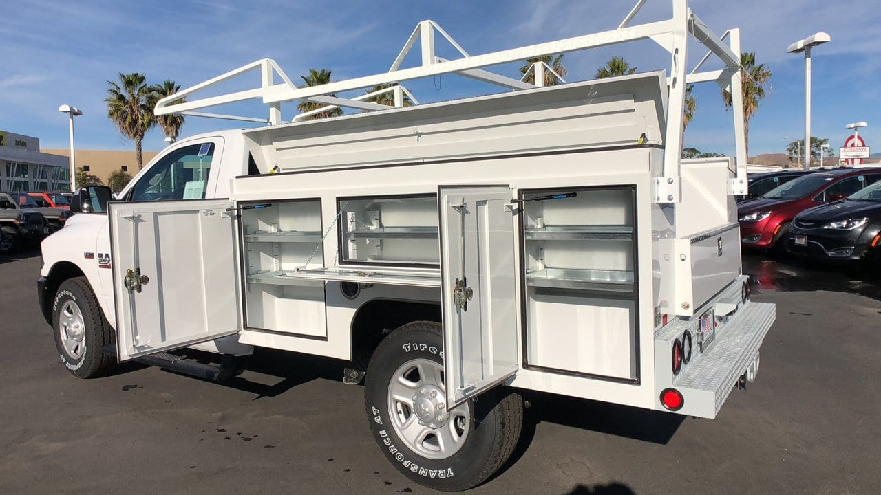 2018 Ram 2500 Regular Cab 4x2,  Scelzi Service Body #E3147 - photo 10