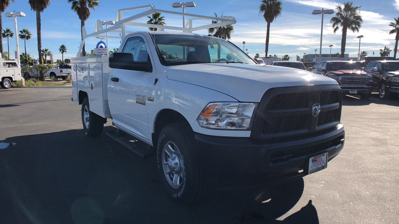 2018 Ram 2500 Regular Cab 4x2,  Scelzi Service Body #E3147 - photo 4
