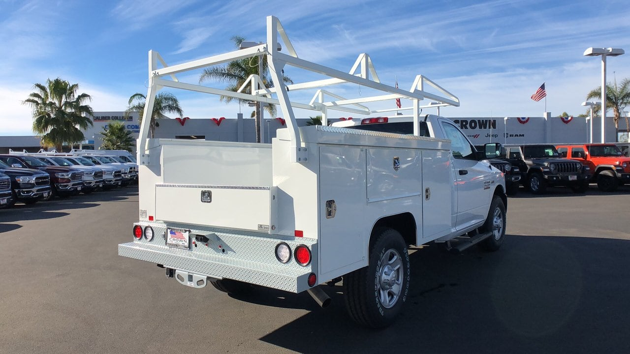 2018 Ram 2500 Regular Cab 4x2,  Scelzi Service Body #E3147 - photo 6