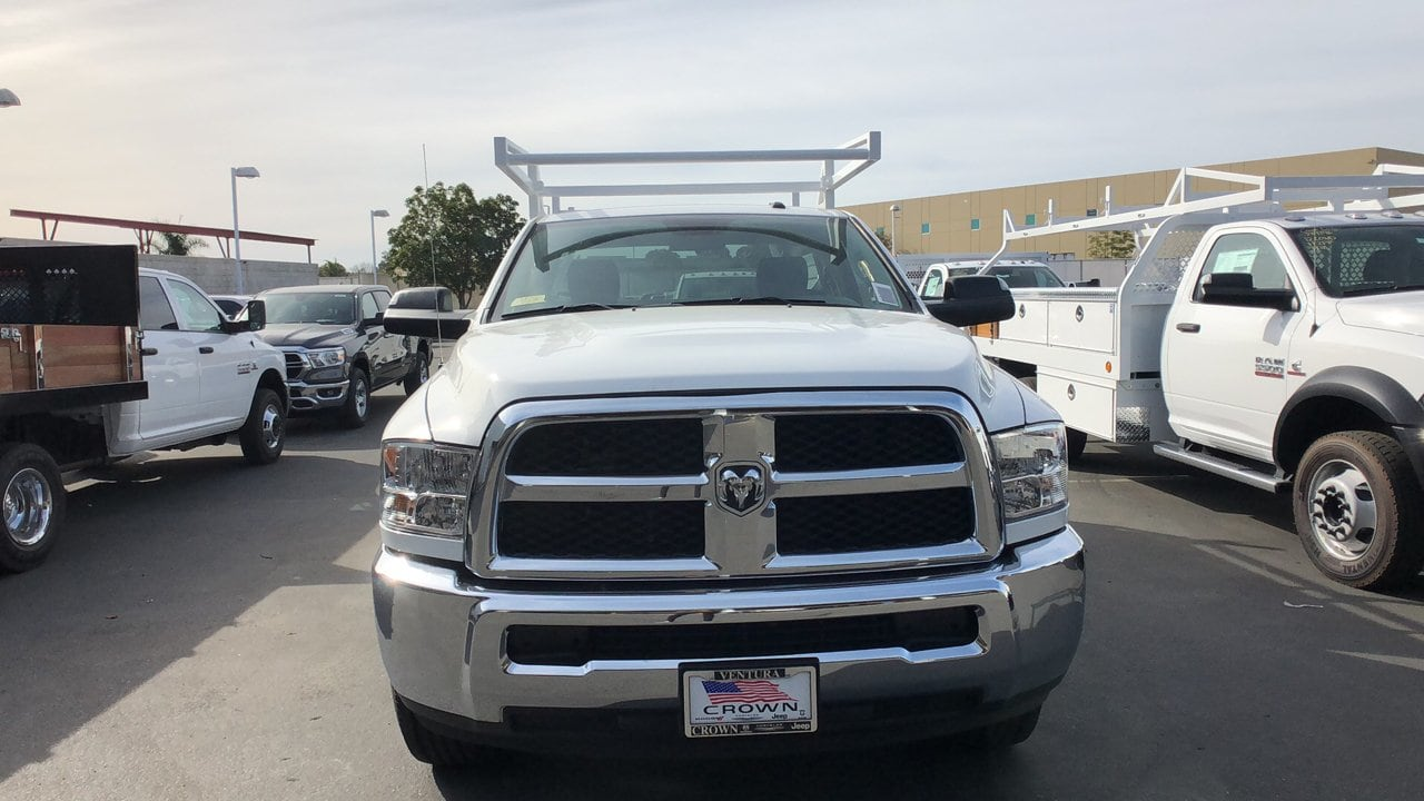 2018 Ram 2500 Regular Cab 4x2,  Harbor Service Body #E3157 - photo 3