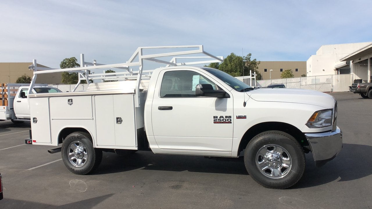 2018 Ram 2500 Regular Cab 4x2,  Harbor Service Body #E3157 - photo 5