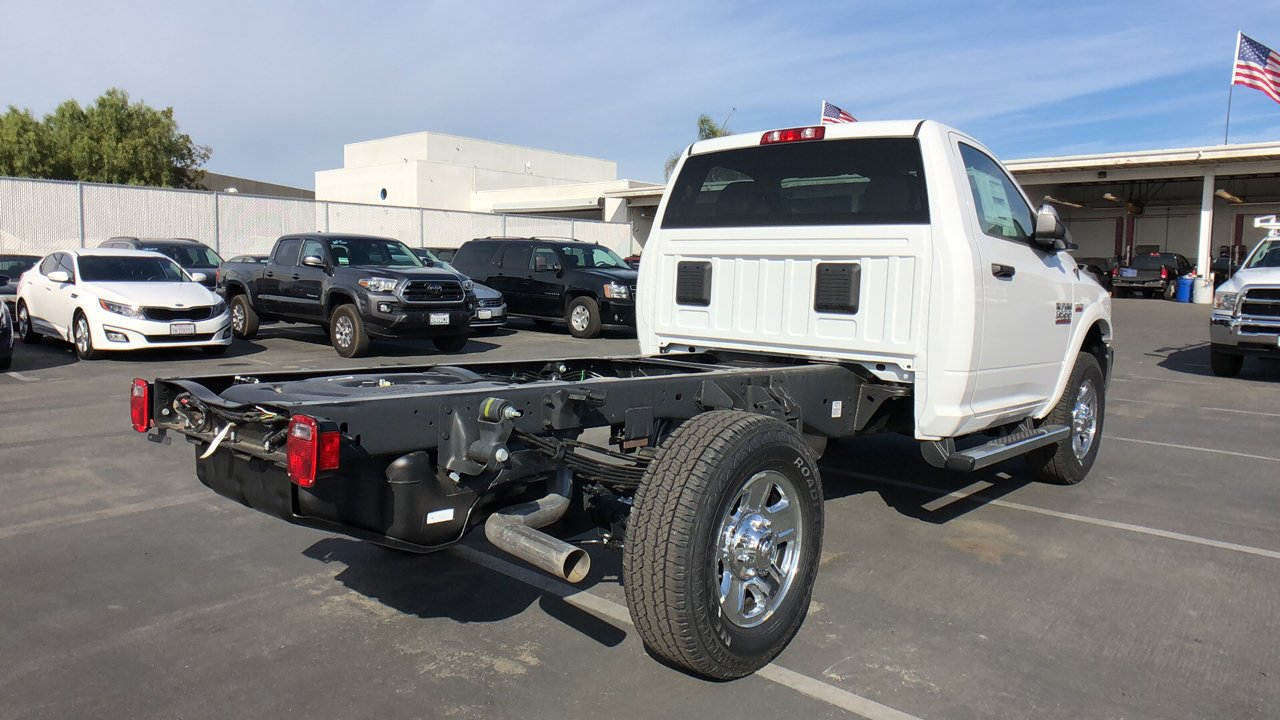 2018 Ram 3500 Regular Cab 4x2,  Cab Chassis #E3166 - photo 7