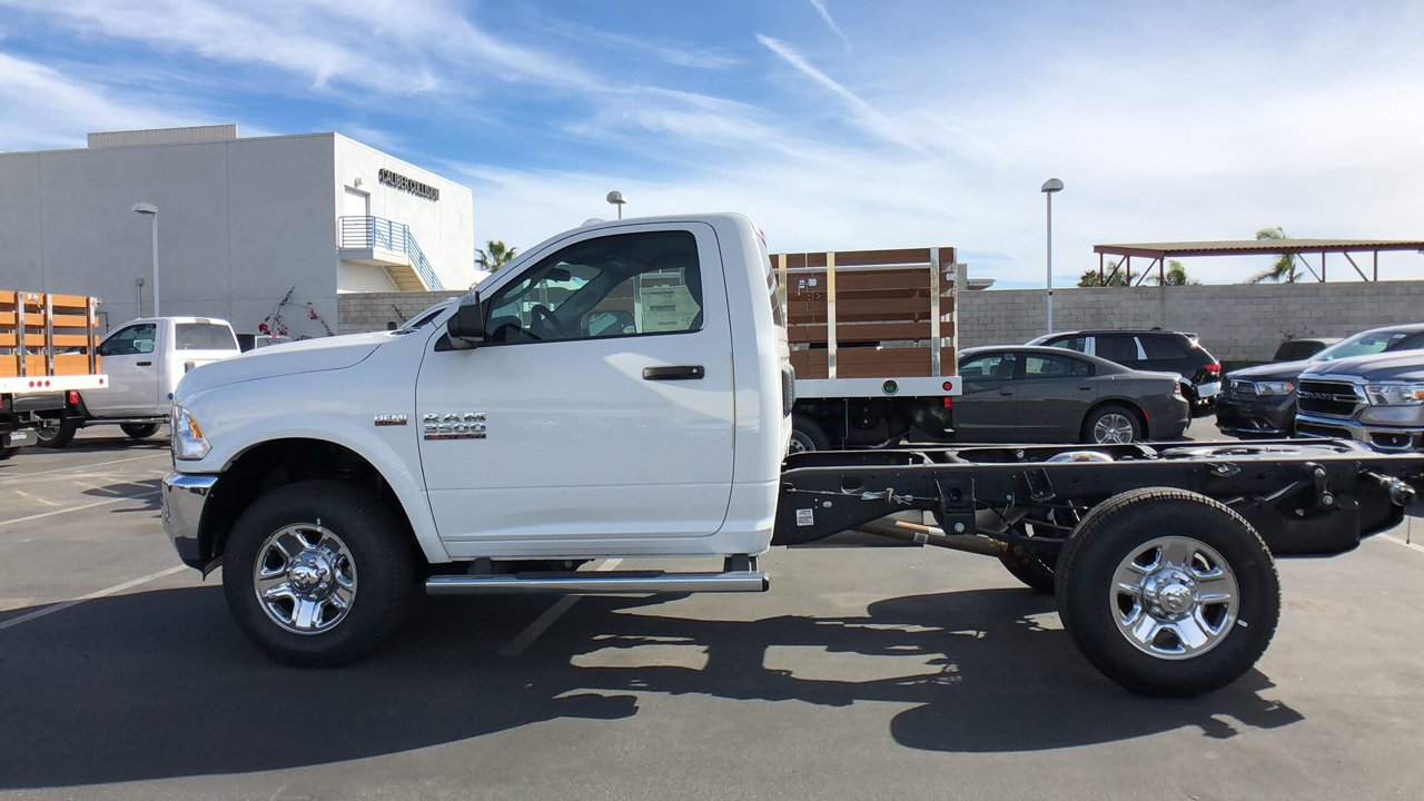 2018 Ram 3500 Regular Cab 4x2,  Cab Chassis #E3166 - photo 9