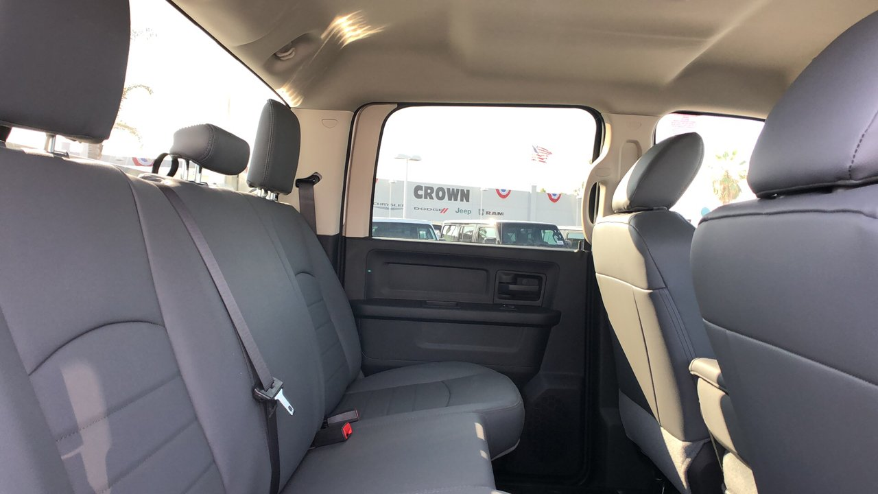 2018 Ram 2500 Crew Cab 4x4,  Scelzi Service Body #E3174 - photo 21