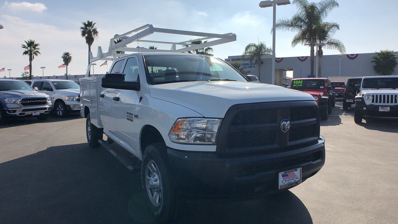 2018 Ram 2500 Crew Cab 4x4,  Scelzi Service Body #E3174 - photo 4