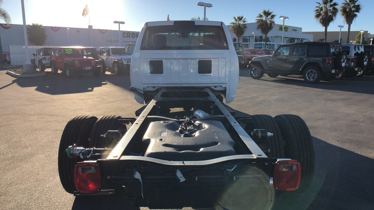 2018 Ram 3500 Regular Cab DRW 4x4,  Cab Chassis #E3179 - photo 6