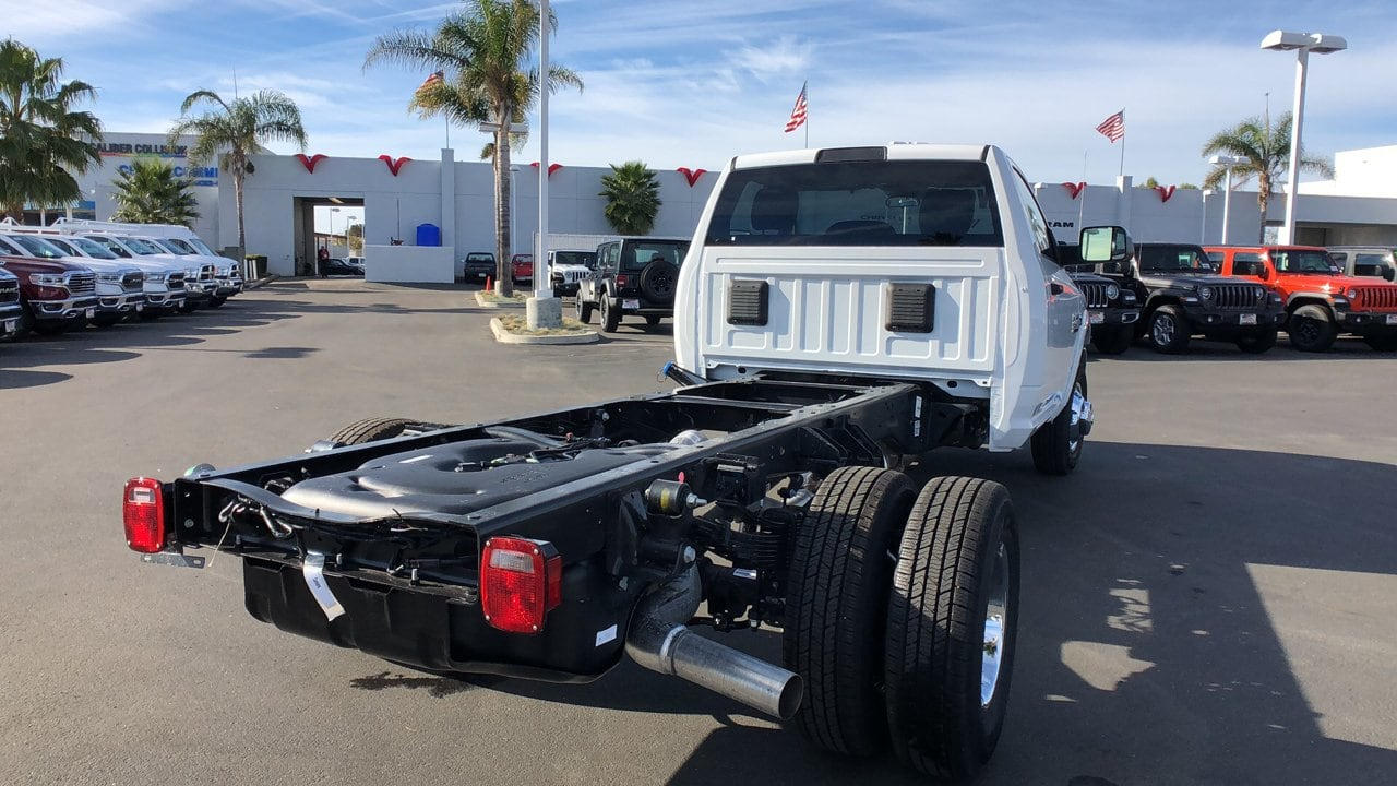 2018 Ram 3500 Regular Cab DRW 4x4,  Cab Chassis #E3187 - photo 8