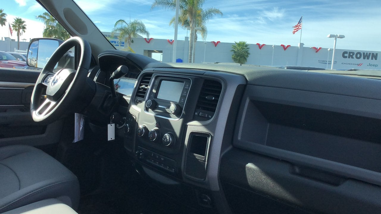 2018 Ram 3500 Regular Cab DRW 4x4,  Cab Chassis #E3187 - photo 16