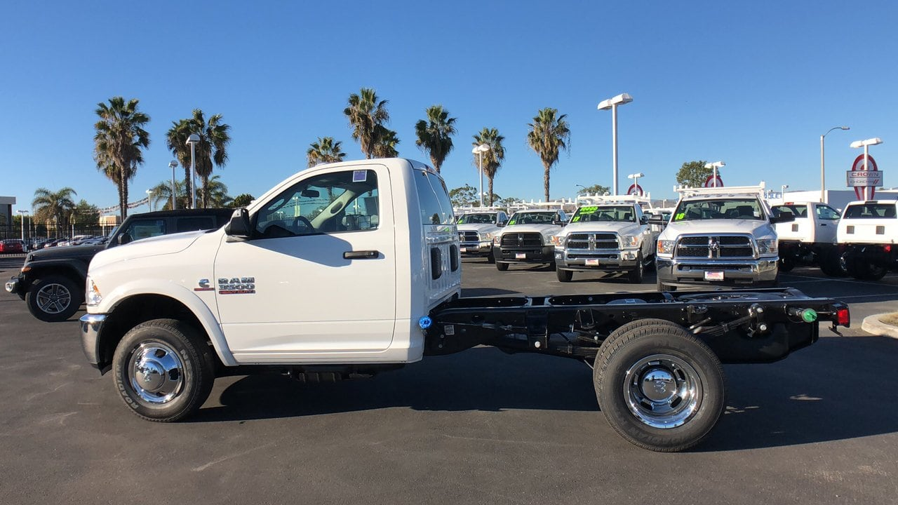 2018 Ram 3500 Regular Cab DRW 4x2,  Cab Chassis #E3200 - photo 9