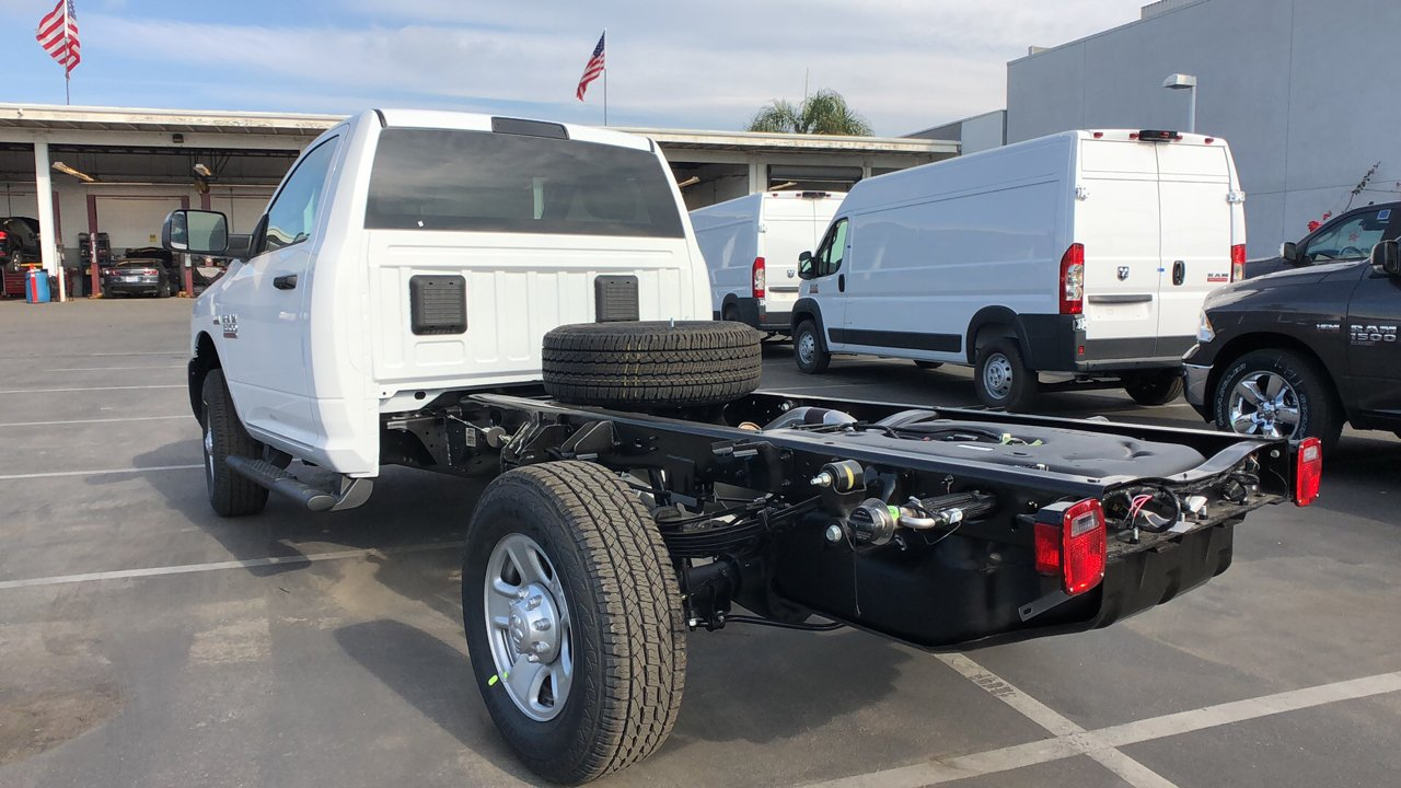 2018 Ram 3500 Regular Cab 4x2,  Cab Chassis #E3203 - photo 2