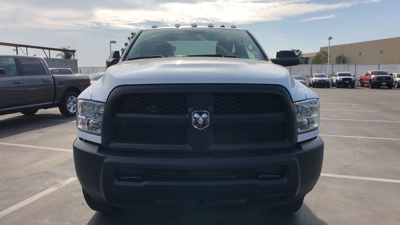 2018 Ram 3500 Regular Cab 4x2,  Cab Chassis #E3203 - photo 3