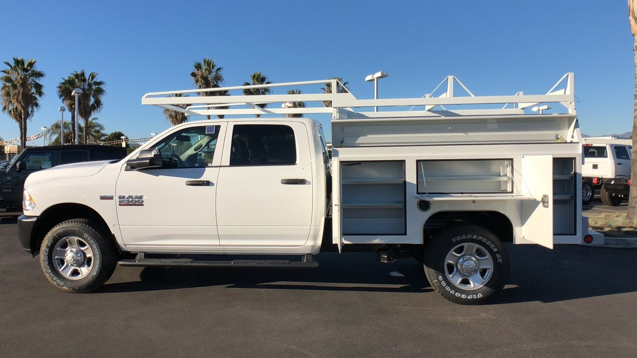 2018 Ram 2500 Crew Cab 4x4,  Scelzi Service Body #E3204 - photo 12