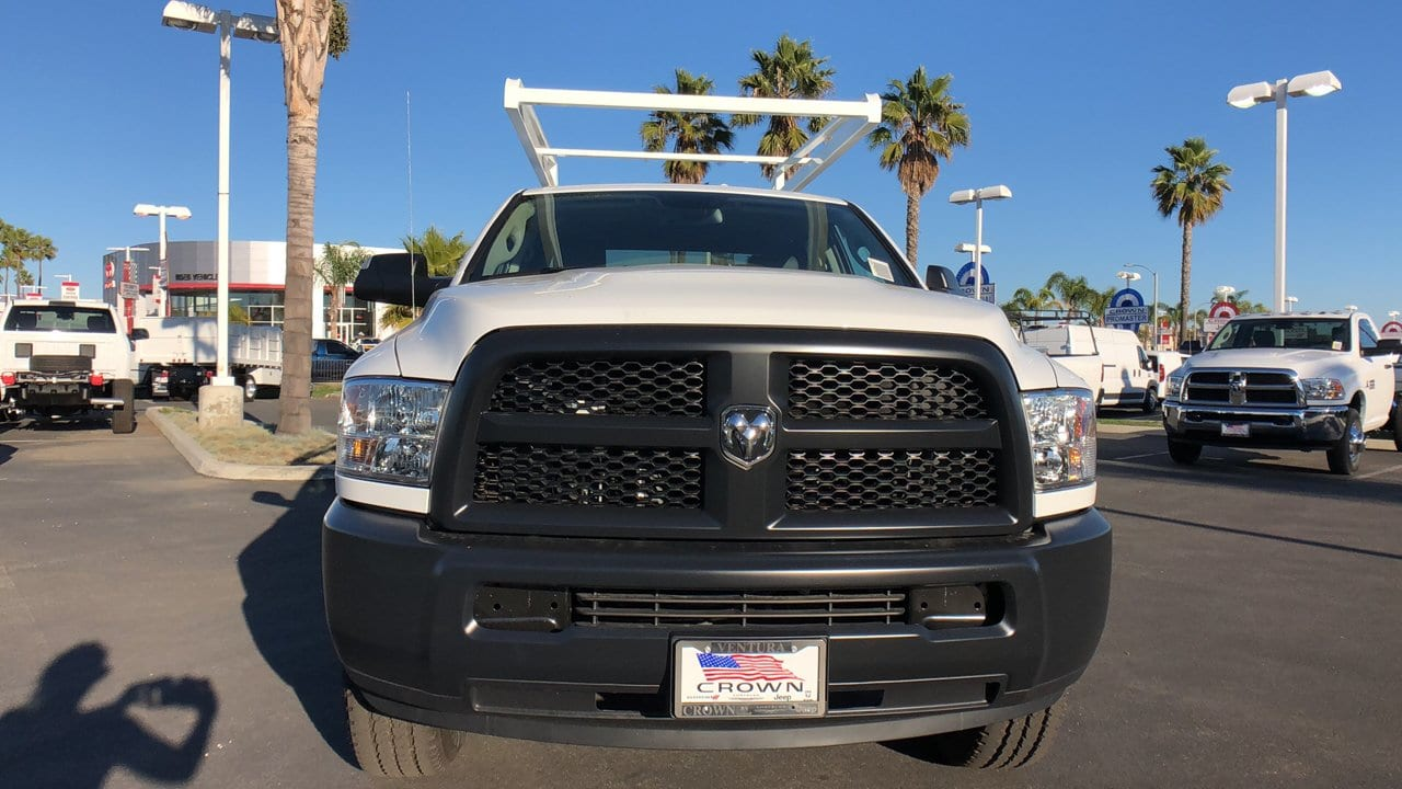 2018 Ram 2500 Crew Cab 4x4,  Scelzi Service Body #E3204 - photo 3